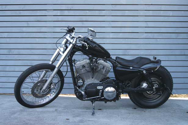 Widow Website on Sportster Ignition Coil Mount
