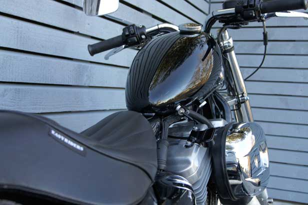 Widow Website on Sportster Ignition Coil Relocation